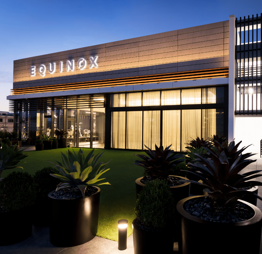 Academia de luxo: nova tendência do mercado