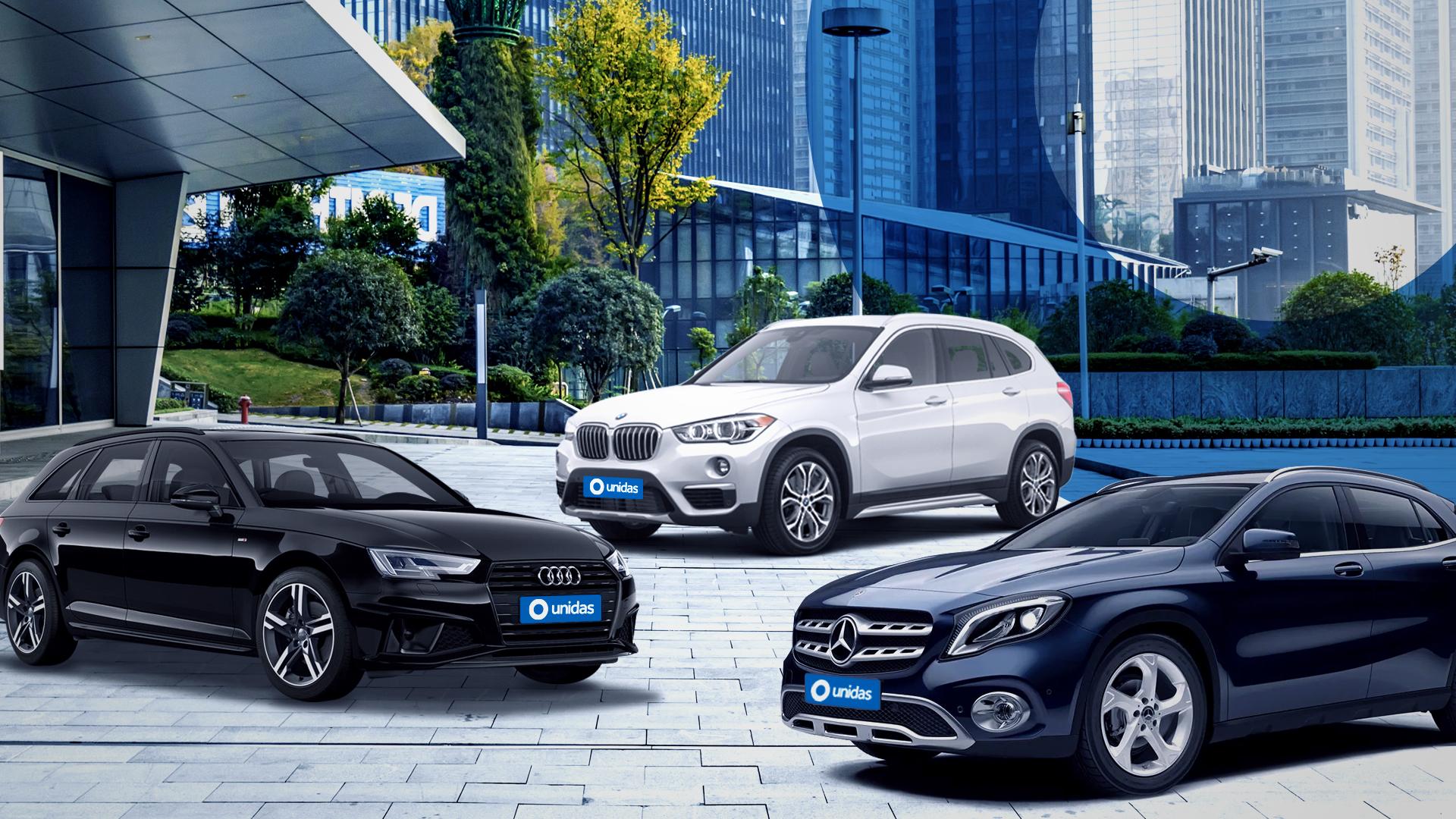 Unidas introduz o novo BMW X1 ao mercado de locação de carros no Brasil